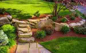 Portland Stonework, pathways, retaining walls - Portland Landscape Pros